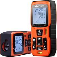 Lomvum Cadeau tip - laser afstandmeter - digitale afstandmeter - waterpas - Meet tot 40 meter - multifunctioneel Digitaal meetapparaat - incl. batterij