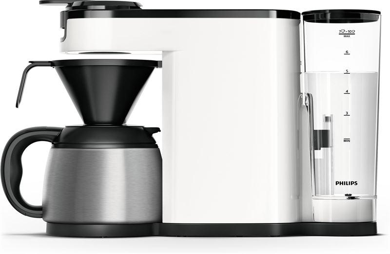 Philips HD6592 zwart, wit