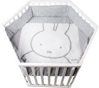 Roba HERLAG Box 6-hoekig Nijntje - Wit