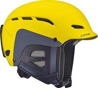 Cebe C?b? Dusk Junior Matte Yellow 51-53 Skihelm Unisex - Yellow
