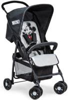 hauck Kinderwagen Sport Mickey Stars - Zwart