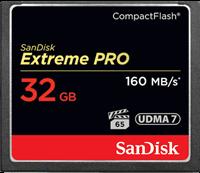 Sandisk 32GB Extreme Pro CF 160MB/s