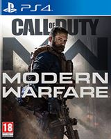 Activision Call of Duty: Modern Warfare, PS4