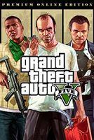 Rockstar Grand Theft Auto 5 (GTA V) Premium Edition