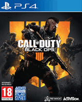 Activision Call of Duty: Black Ops 4, PS4