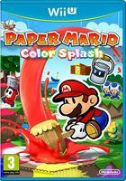 Nintendo Paper Mario Color Splash /Wii-U