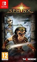 THQ Sphinx and the Cursed Mummy