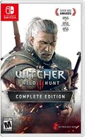 Atari The Witcher 3: Wild Hunt - Complete Edition, Switch