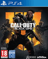 actvision Call of Duty: Black Ops 4 - Specialist Edition - PS4