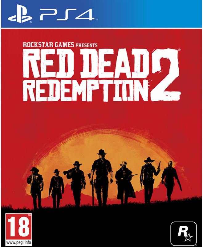 Rockstar Red Dead Redemption 2 PlayStation 4