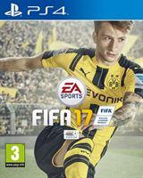 Electronic Arts Fifa 17 - PS4 (Import