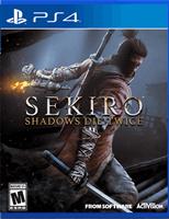 Activision Sekiro: Shadows Die Twice UK PS4