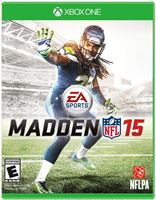Electronic Arts Madden NFL 15