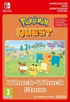 Nintendo pokemon quest whack-whack stone (download code)