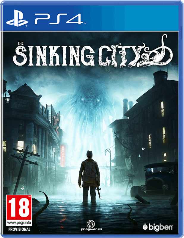BigBen Interactive The Sinking City PlayStation 4
