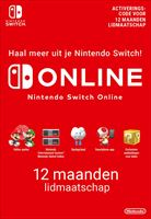 Nintendo 365 Days Switch Online Membership Individual