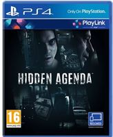 Sony Hidden Agenda /PS4