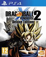 Namco Dragon Ball Xenoverse 2 Deluxe Edition FR PS4