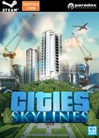 PARADOX Cities Skylines