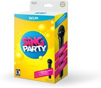 Nintendo Sing Party + Microfoon - Wii U