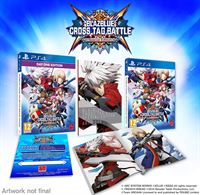 PQube BlazBlue Cross Tag Battle Special Edition (Day One Edition) - PS4