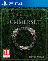 Bethesda The Elder Scrolls Online: Summerset - PS4