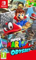 Nintendo Super Mario Odyssey, Switch