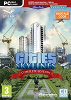 PARADOX Cities Skylines - Complete Edition (Incl. After Dark & Snowfall Expansion