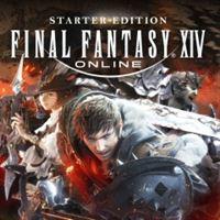 Square Enix Final Fantasy XIV Online Starter Edition, PS4 video-game PlayStation 4 Starterspakket