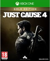 Square Enix Just Cause 4 Gold Edition - Xbox One