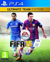 Electronic Arts FIFA 15 - Ultimate Team Edition - PS4