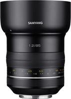 Samyang XP 85mm F/1.2 Canon