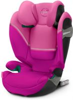 CYBEX GOLD Autostoel Solution S i-Fix Magnolia Pink - Roze/lichtroze