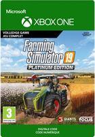 Focus Home Farming Simulator 19: Platinum Edition
