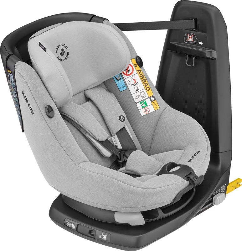 Maxi-Cosi Autostoel AxissFix Authentic Grey - Grijs