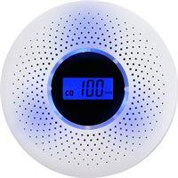 Rook CO Alarm Detector Rook en Koolmonoxidemelder slimme rookmelder