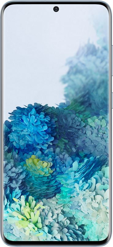 Samsung Galaxy S20 5G 128 GB / cloud blue / (dualsim) / 5G