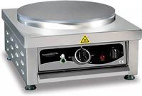 Combisteel Crepes Maker Enkel | 3kW/230V | 450x520x245(h)mm