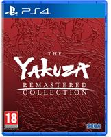 Sega Yakuza Remastered Collection
