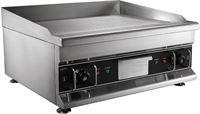Combisteel Bakplaat Elektrisch - 3kw - 500x520x(h)310mm - 400V