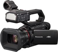 Panasonic HC-X2000E zwart 4K Camcorder