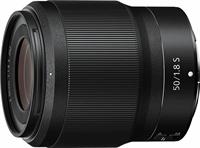 Nikon Nikkor Z 50 mm 1:1.8 S