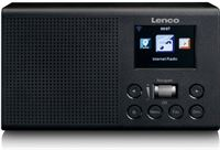 Lenco DIR-60 - Internetradio - Zwart