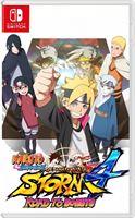Namco Bandai naruto shippuden ultimate ninja storm 4 road to boruto