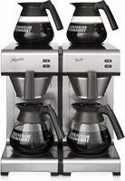 Bravilor Koffiezetapparaat | Mondo Twin | Duo | Snelfilter | 404x406x(H)446 mm
