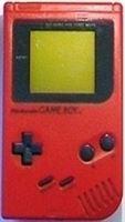 Nintendo Gameboy Pocket (rood)