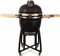 Patton Kamado 21 inch Premium Black incl bluetooth control