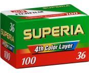 Fujifilm OLD STOCK Superia 100 135/36