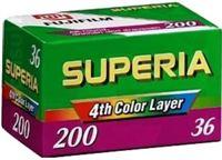 Fujifilm OLD STOCK Superia 200 135/36