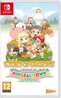 Marvelous story of seasons friends of mineral town